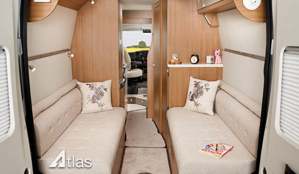 Luxury Campervan 2 Or 4 Berth3