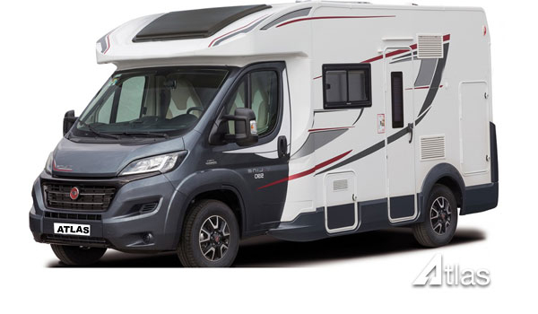 Luxury Motorhome : 2 Berth1