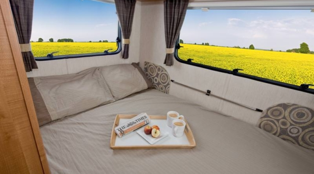 Premier Motorhome – 4 Berth with Rear Lounge5