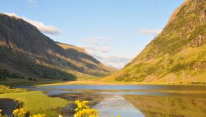 Scotland's beautiful Scenery