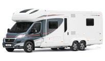 Luxury Grand Tourer : 2 Berth (Automatic)