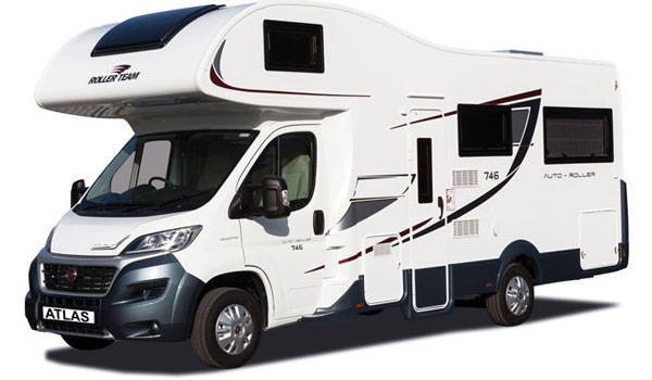 Premier Motorhome – 2-6 Berth with Rear Lounge (Automatic)1