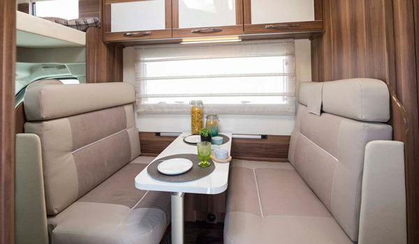 Premier Motorhome – 2-5 Berth with Rear Lounge (Automatic)3