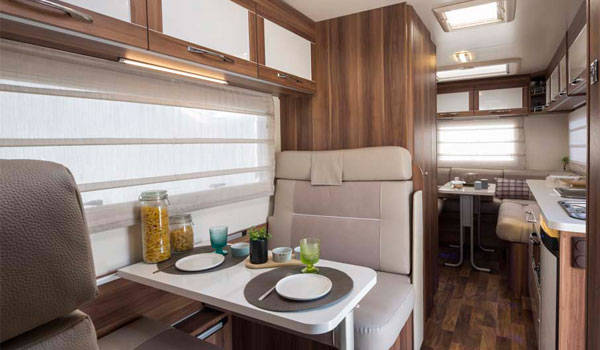 Premier Motorhome – 2-5 Berth with Rear Lounge (Automatic)6