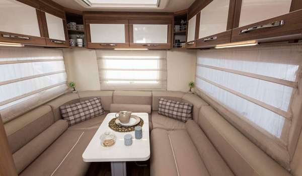 Premier Motorhome – 2-5 Berth with Rear Lounge (Automatic)5