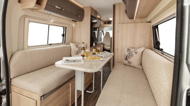 Luxury Campervan – 2 Berth6