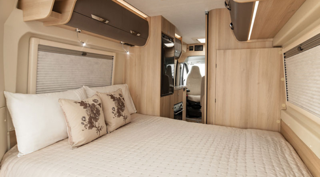 Luxury Campervan – 2 Berth3