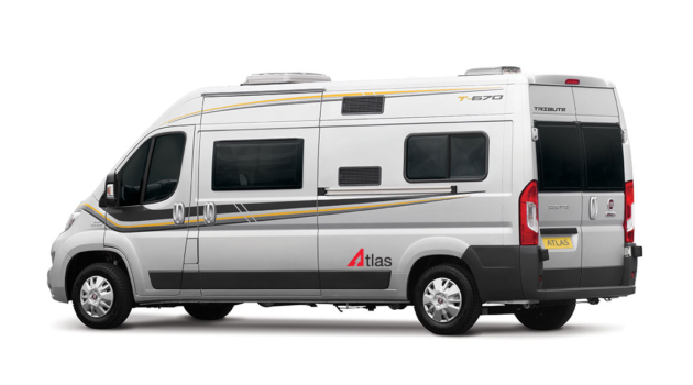 Luxury Campervan – 2 Berth2