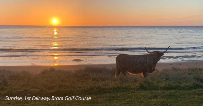 Brora Golf Club North Coast 500
