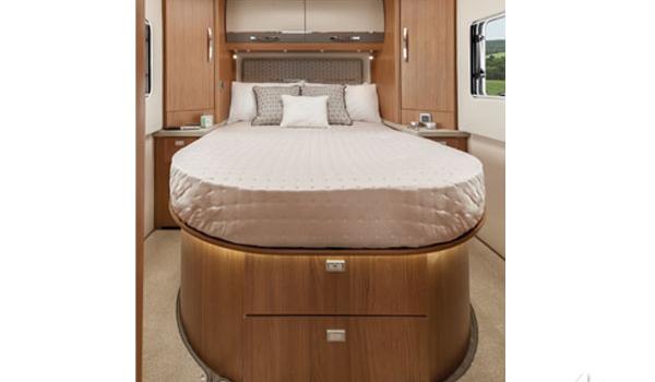 Luxury Grand Tourer : 2 Berth (Automatic)6