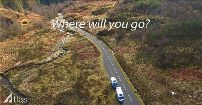 Route suggestions when motorhoming in scotland