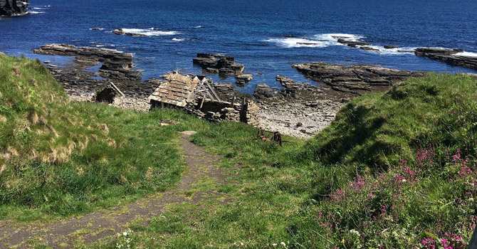 nybster broch north coast 500