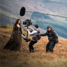 Outlander film set tour