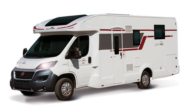 Premier Motorhome 2-5 Berth with Master Bedroom (Automatic)1