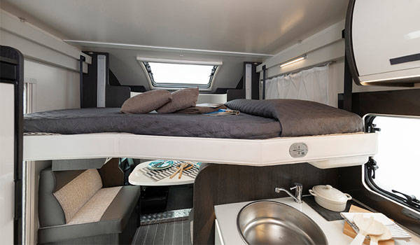 Premier Motorhome 2-5 Berth with Master Bedroom (Automatic)3
